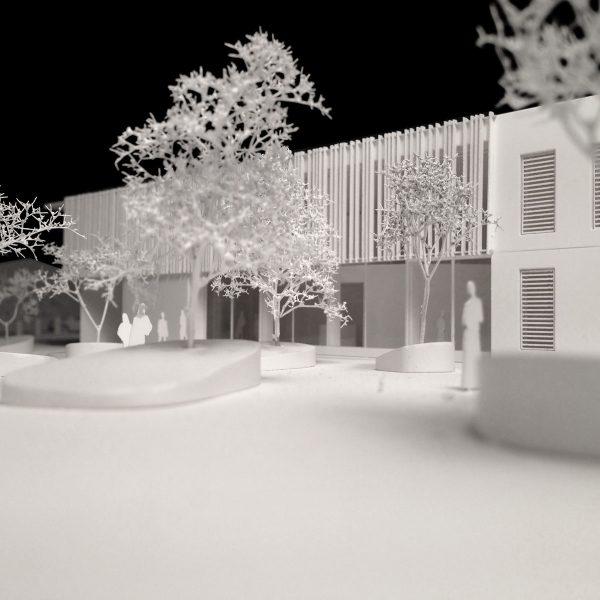 atelier-maquette-design-montpellier-architecture-promoteur-fabregues-nicolas-constant-nouvelle-hotel de ville-mairie-portiragnes-hearult-deffayet-architecte-